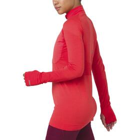 asics System LS Layer 2 Top Women, red alert